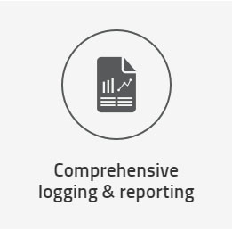 Comprehensive logging & reporting