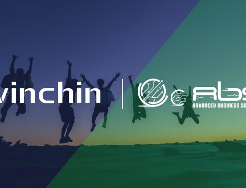 ABS MENA is Now Vinchin Distributor